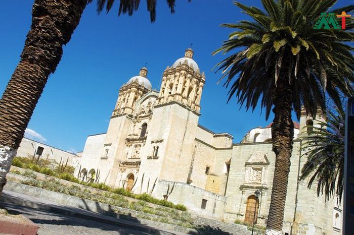 Cathedral In Oaxaca History