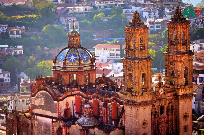 Taxco Vacation Ideas Mexico