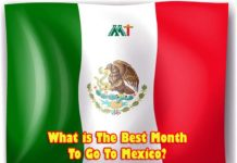 What is the best month to go to Mexico?